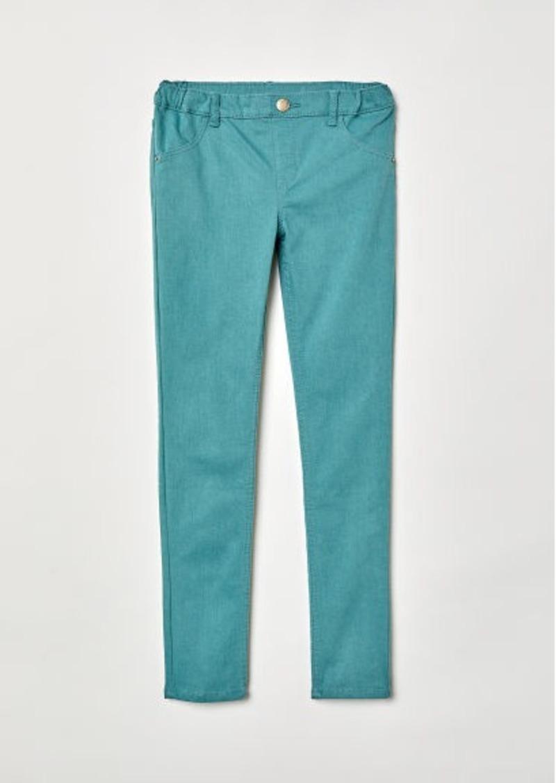 H&M H & M - Treggings - Turquoise