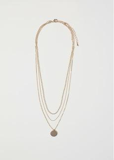 H&M H & M - Triple-strand Necklace - Gold