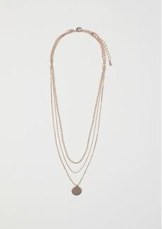 H&M H & M - Triple-strand Necklace - Orange
