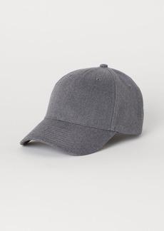 H&M H & M - Twill Cap - Gray