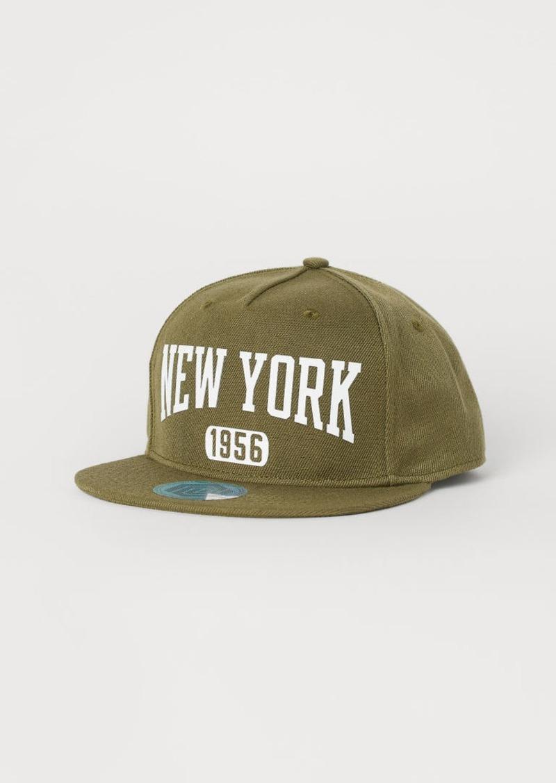 H&M H & M - Twill Cap - Green