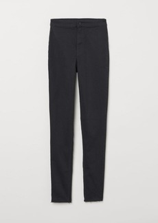 H&M H & M - Twill Pants - Gray