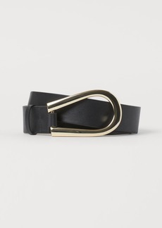 H&M H & M - Waist Belt - Black