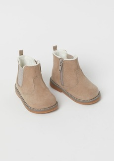 H&M H & M - Warm-lined Boots - Brown