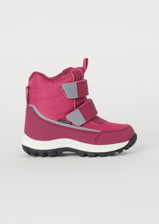 H&M H & M - Waterproof Boots - Pink