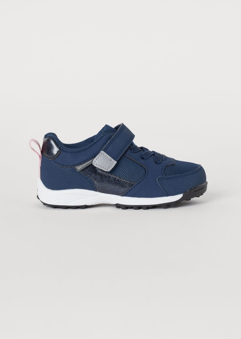 H&M H & M - Waterproof Sneakers - Blue
