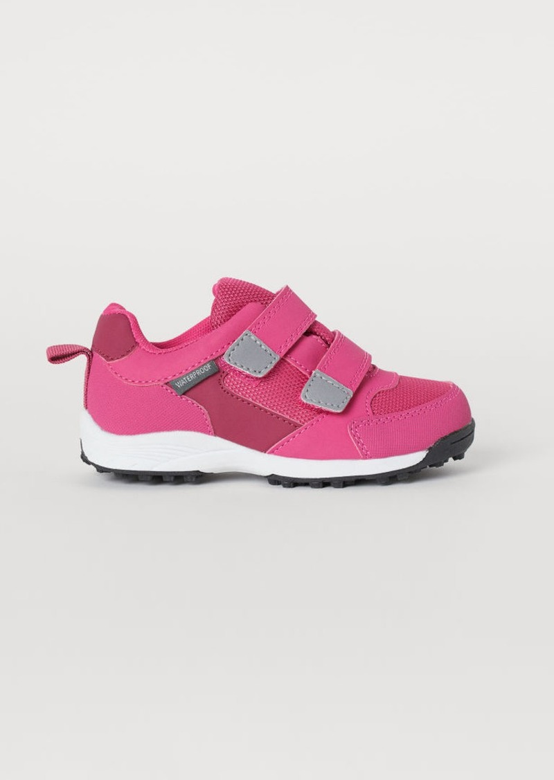 H&M H & M - Waterproof Sneakers - Pink