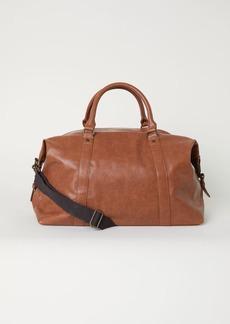 H&M H & M - Weekend Bag - Beige
