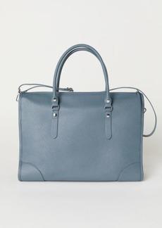 H&M H & M - Weekend Bag - Blue