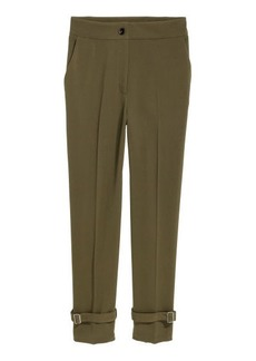 H&M H & M - Wide-cut Pants - Green