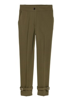 H&M H & M - Wide-cut Pants - Green