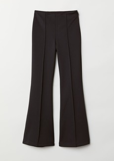 H&M H & M - Wide-leg Pants - Black