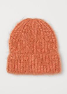 H&M H & M - Wool-blend Hat - Orange