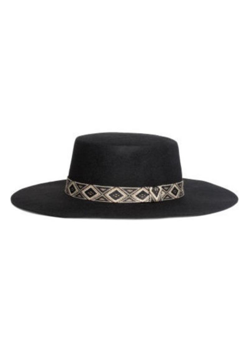 H&M H & M - Wool Hat - Black