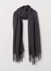 H&M H & M - Woven Scarf - Blue