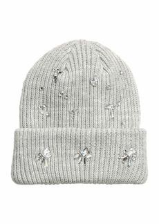 H&M Hat with Rhinestones