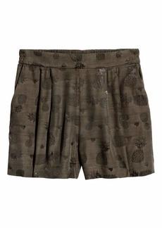 H&M Jacquard-weave Shorts