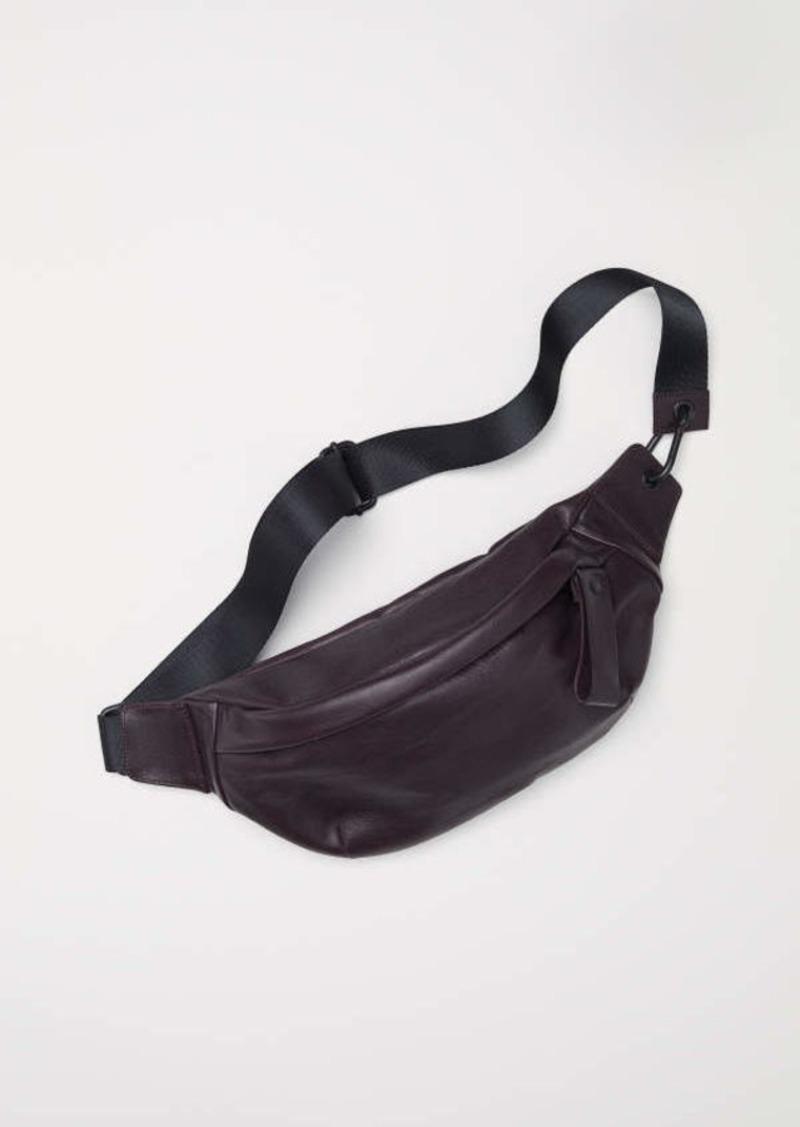 H M Leather Waist Bag Bags