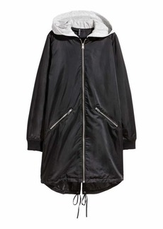 H&M Long Bomber Jacket