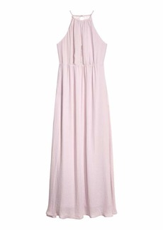 H&M Long Dress with Lace Back