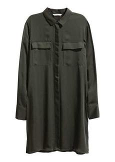 H&M Long-sleeved Blouse