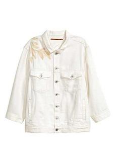 H&M Lyocell Denim Jacket