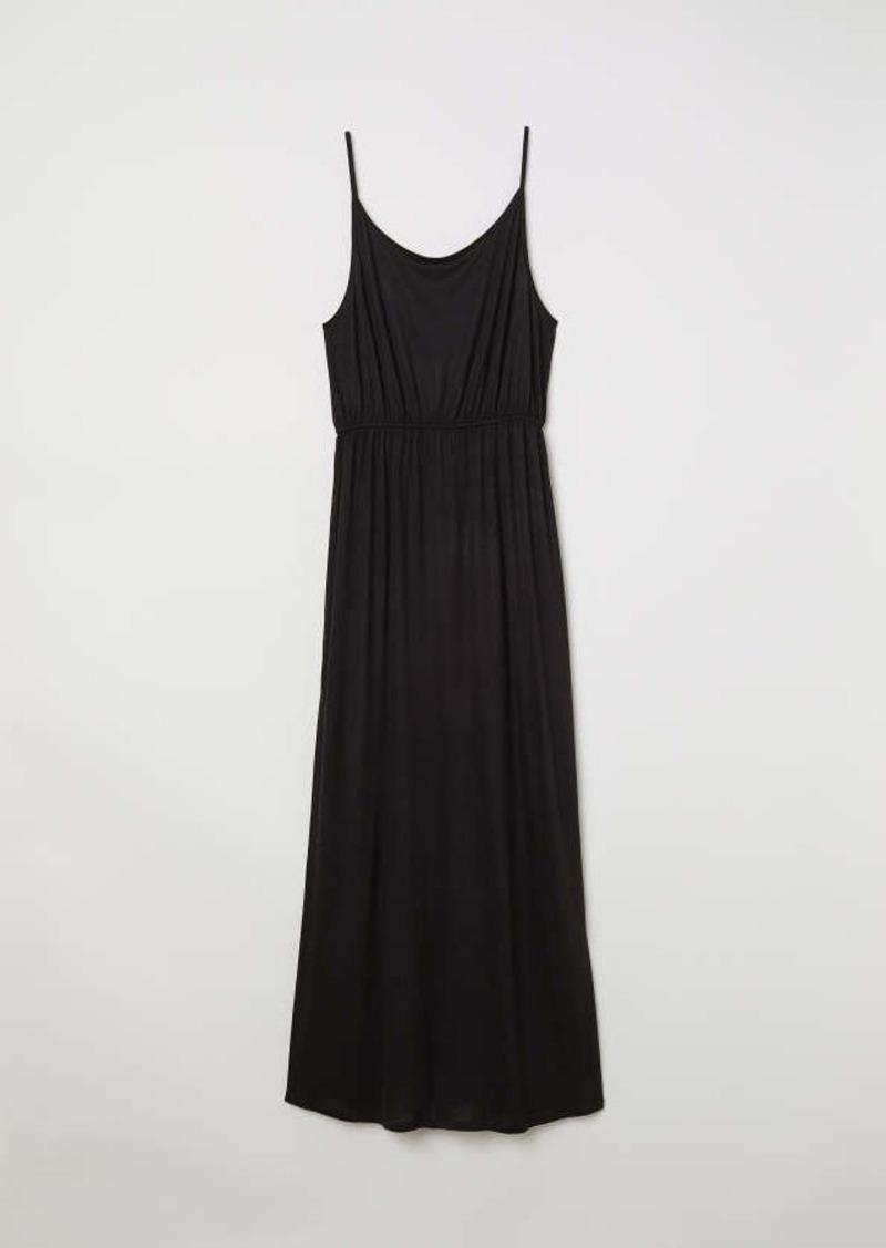 bdd776d2989b H&M H & M - H & M+ Maxi Dress - Black - Women | Dresses