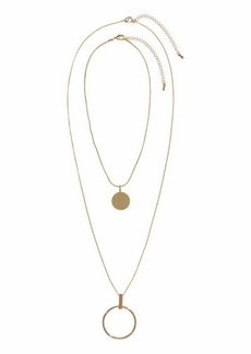 H&M H & M - 2-pack Necklaces - Gold-colored - Women