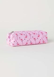 H&M H & M - Pencil Case - Pink/flamingos - Women