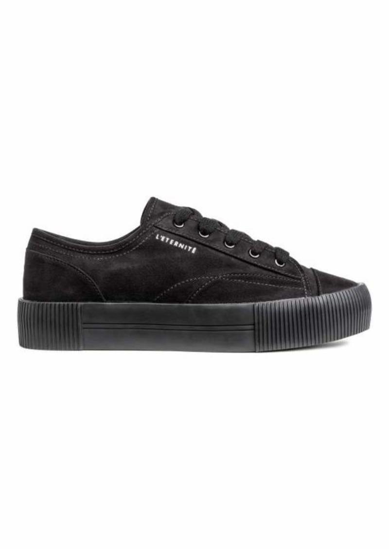 5bc3a470cef9 H M H   M - Platform Sneakers - Black - Women