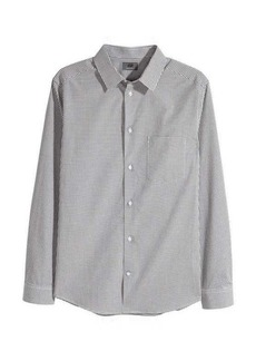 H&M Poplin Shirt Slim fit