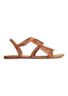 H&M Sandals with Fringe