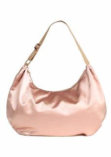 H&M Satin Hobo Bag
