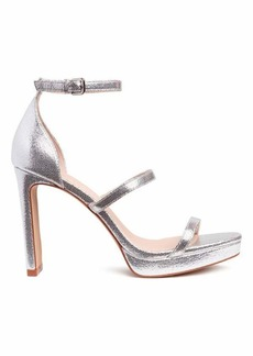 H&M Shimmering Metallic Sandals