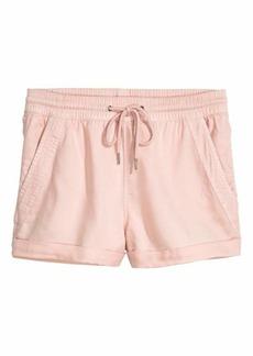 H&M Short Lyocell Shorts