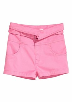 H&M Shorts with Belt