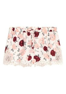 H&M Shorts with Lace Details