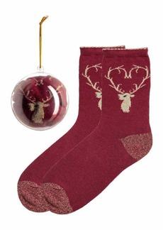 H&M Socks in Christmas Ornament