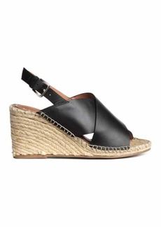 H&M Wedge-heel Sandals