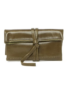 Hobo International Dasher Leather Jewelry Roll