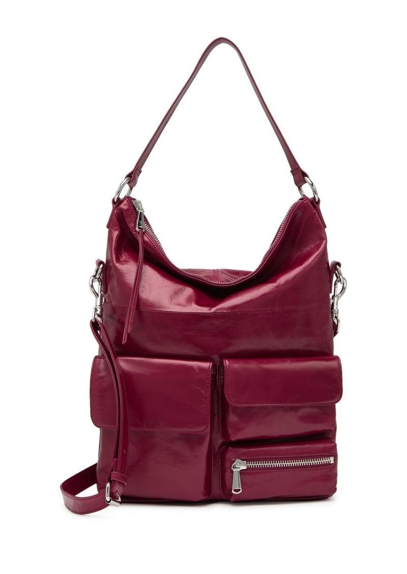 Hobo International Explorer Leather Shoulder Bag