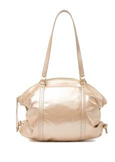 Hobo International Flourish Leather Shoulder Bag