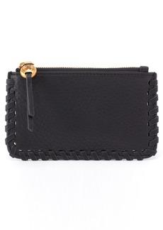 Hobo International Hobo Byrd Calfskin Leather Wallet