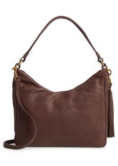 Hobo International Hobo Delilah Convertible Calfskin Leather Hobo Bag