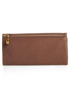 Hobo International Hobo Eagle Calfskin Leather Trifold Wallet