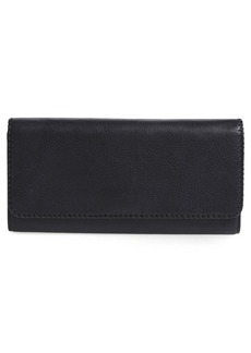 Hobo International Hobo 'Era Wristie' Leather Wristlet