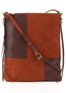 Hobo International Hobo Fusion Patchwork Leather Crossbody Bag