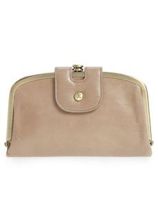 Hobo International Hobo Halo Calfskin Leather Wallet