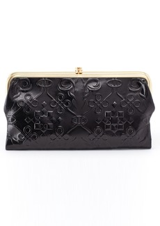 Hobo International Hobo Lauren Embossed Leather Wallet