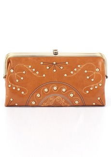 Hobo International Hobo Lauren Studded Leather Wallet